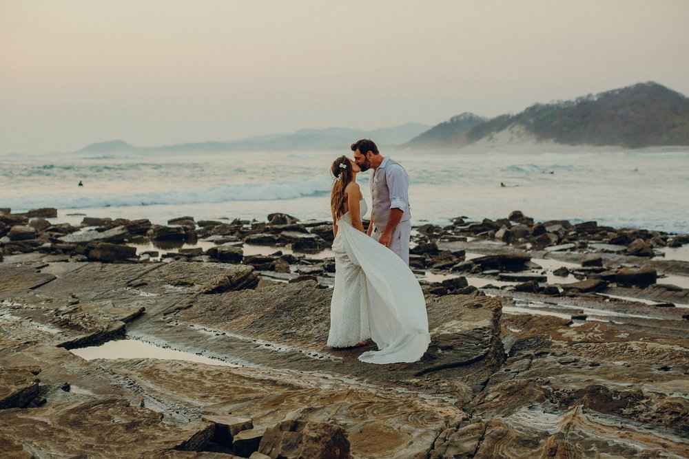 Beach wedding venue Nicaragua