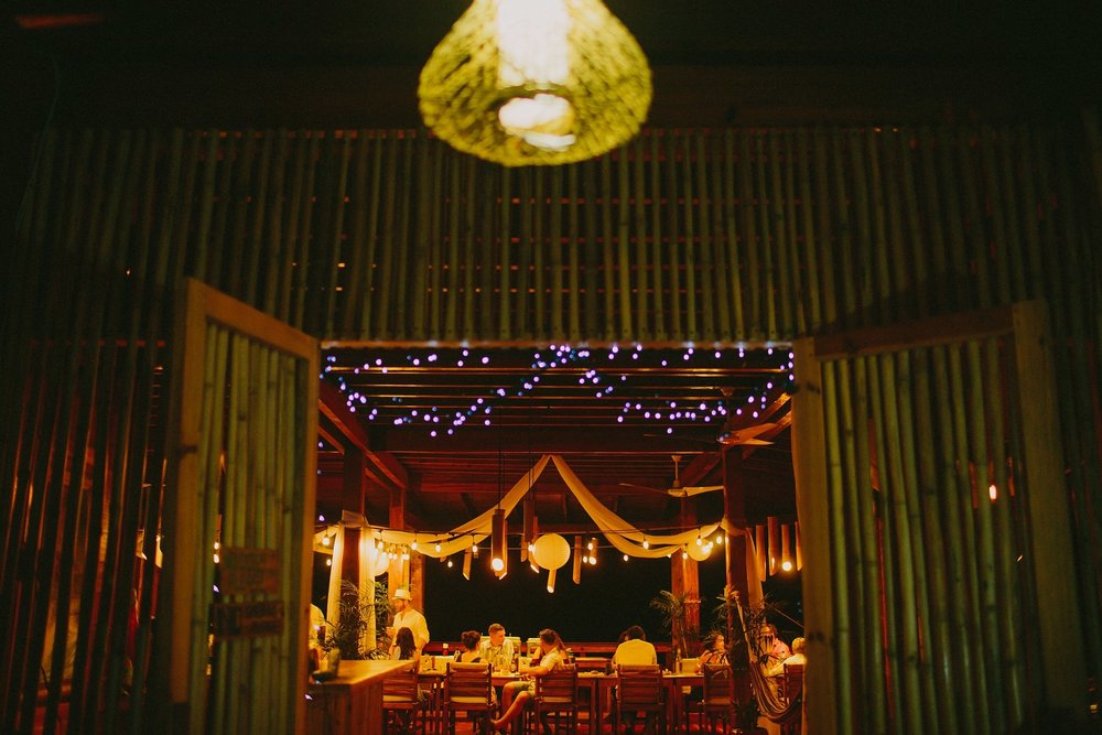 wedding venue tola popoyo