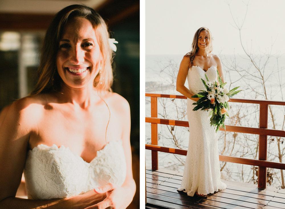 bride portrait Nicaragua
