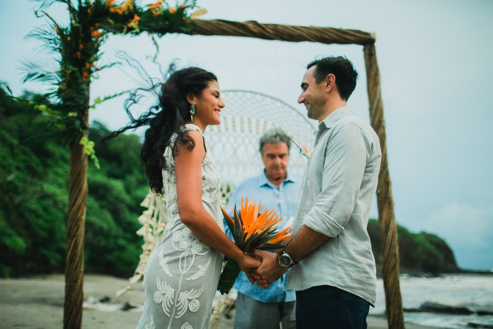 Destination Wedding photographer in Tamarindo Costa Rica
