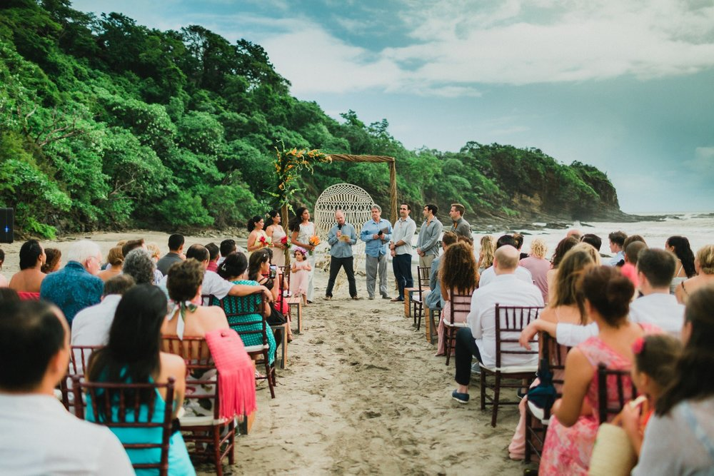Destination Wedding photographer in Guanacaste, Costa rica