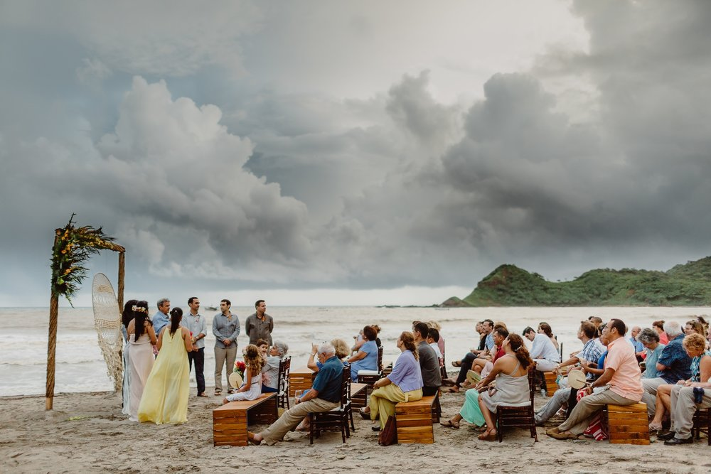 Destination Wedding photographer in guanacaste Costa Rica