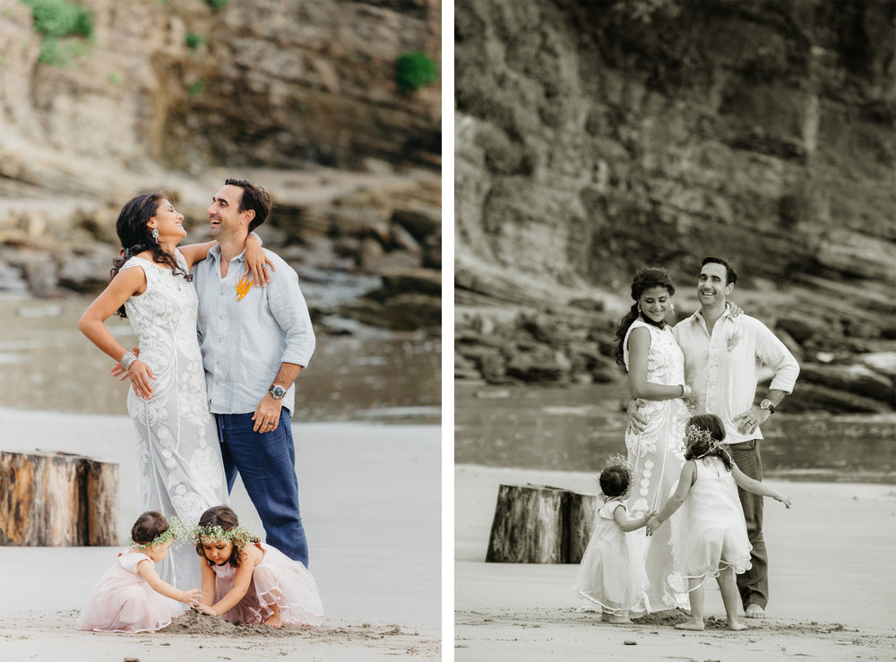 Family Photographer in tamarindo costa rica