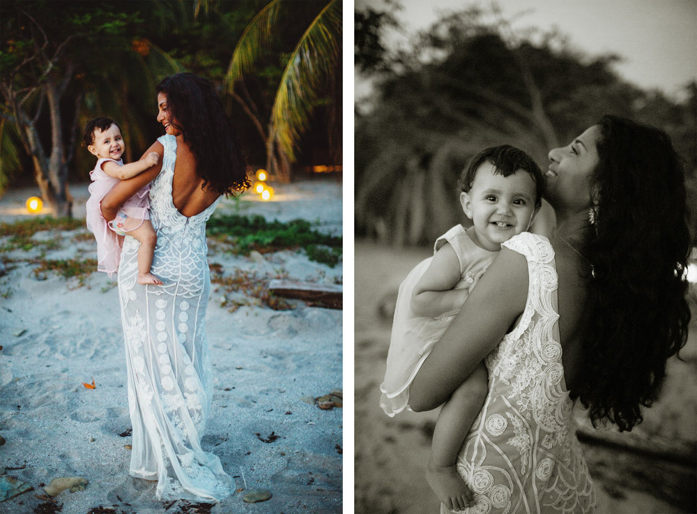 Mother Photography on the beach wedding photo inspiration