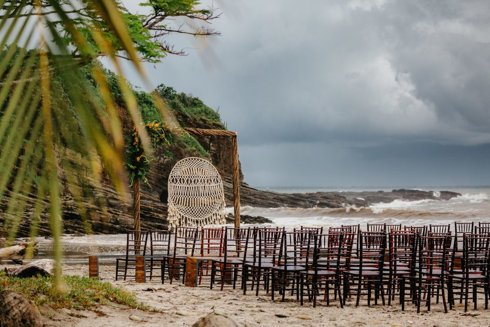 Beach Wedding in Guanacaste, Costa Rica