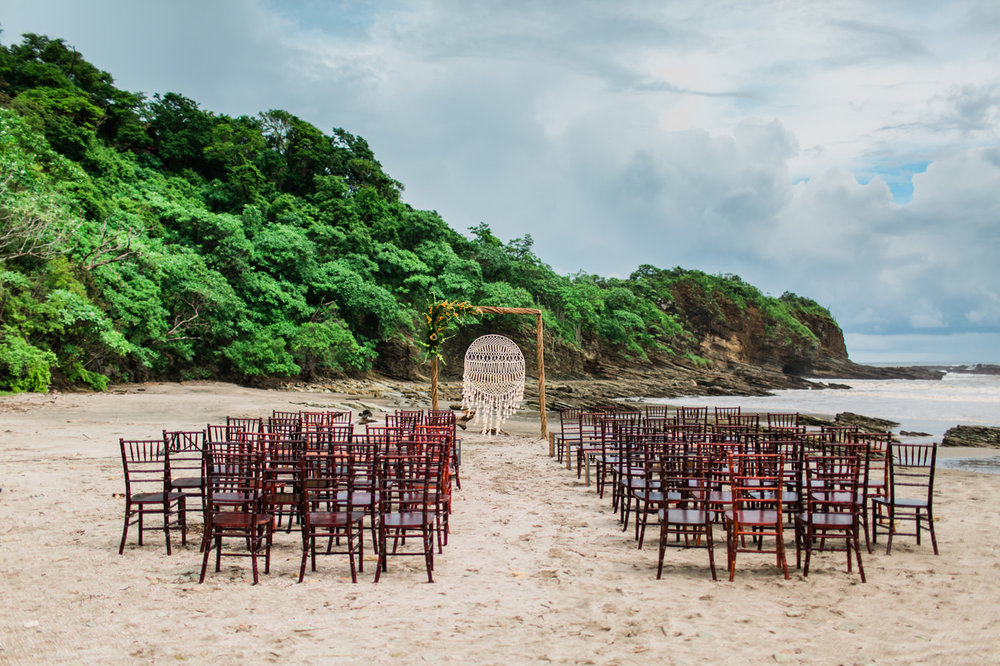 Beach Wedding Venue Tamarindo Costa Rica