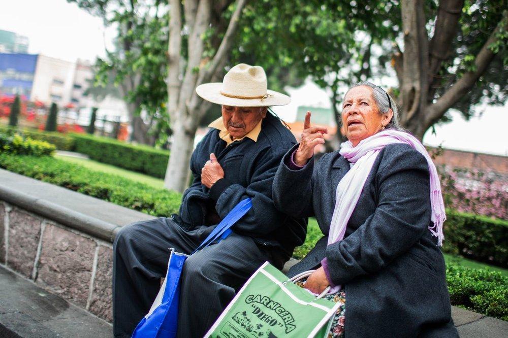 pelgrims Villa de Guadalupe