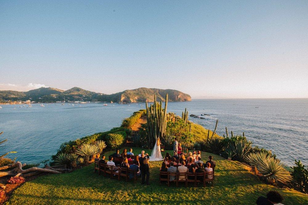 Best wedding Beach Venues in Nicaragua and Costa Rica. San Juan bay.