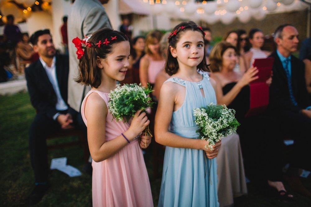 Christian&Dana Nicaragua Wedding guests 13