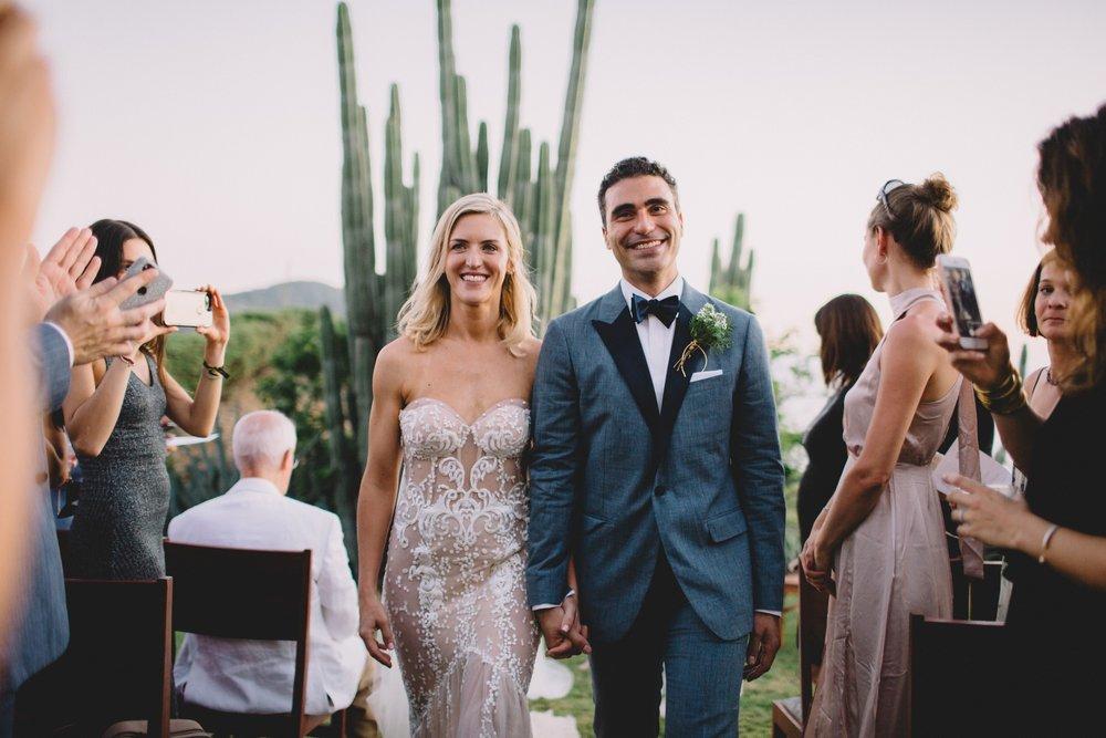 Nicaragua Wedding Photography. Just Married Christian & Dana