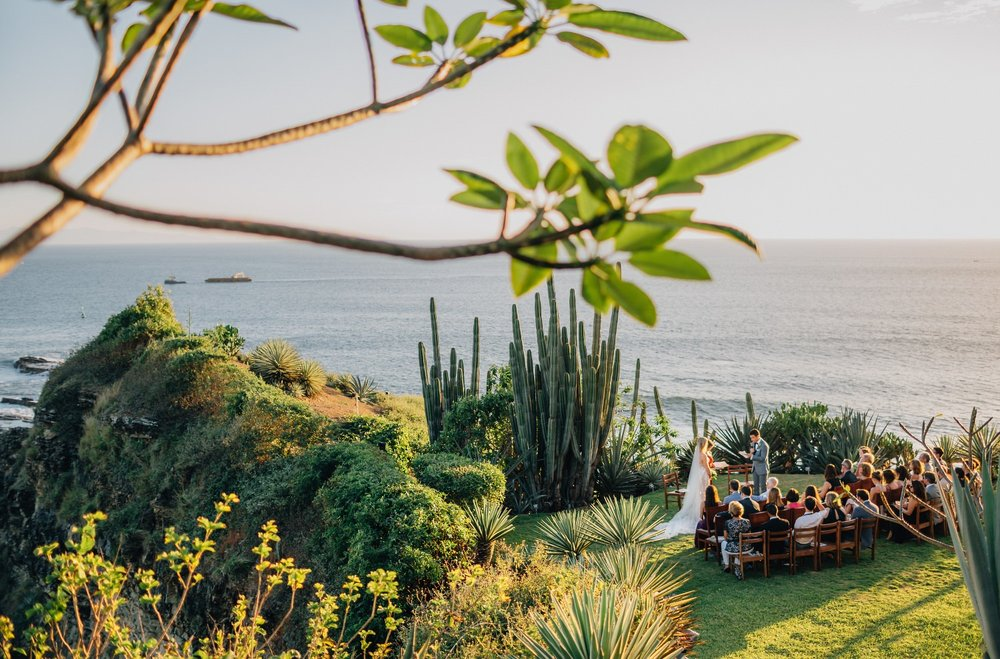 Beautiful wedding venue at the Beach - San Juan del Sur, Nicaragua.
