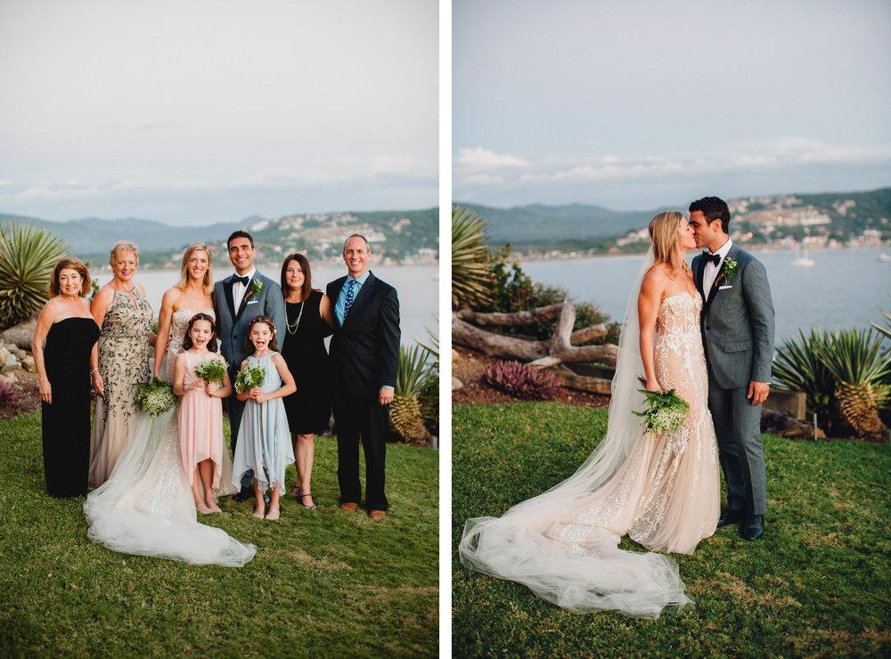 Wedding photography portraits. Nicaragua Destination wedding.