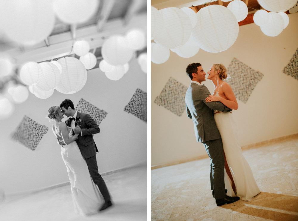 Christian & Dana Wedding first dance
