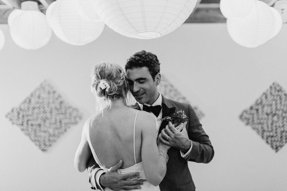 Christian & Dana Wedding first dance 41