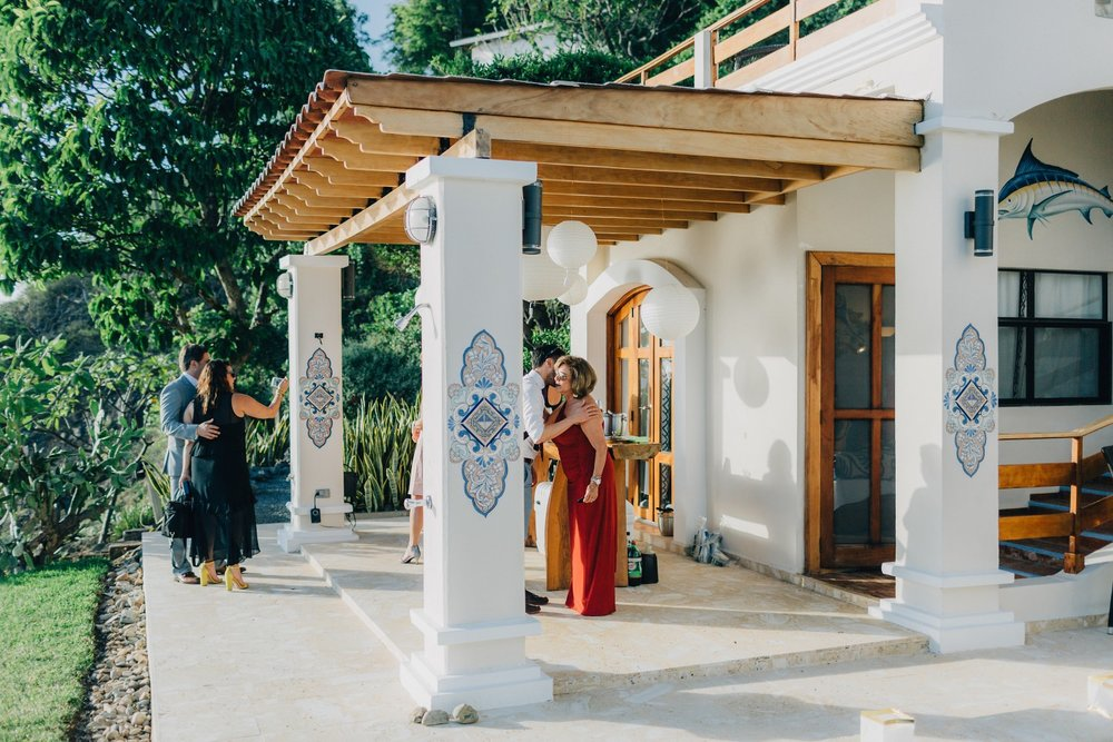 Christian Dana Nicaragua wedding