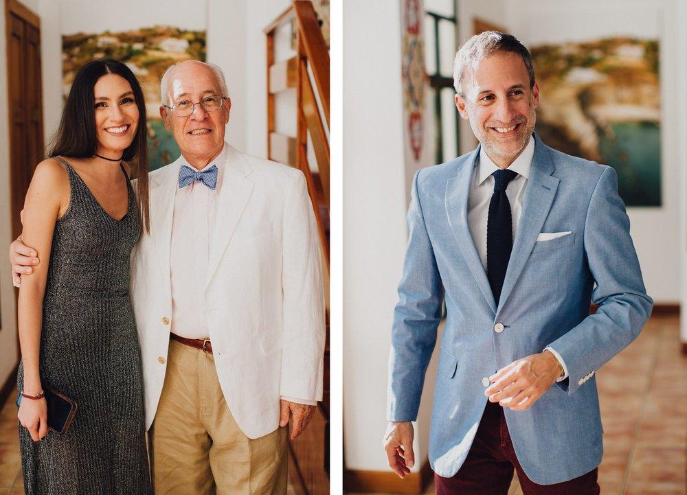 Portraits wedding Nicaragua