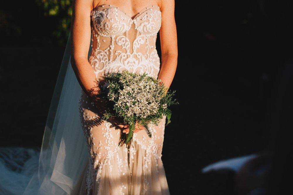 Christian&Dana Nicaragua Wedding dress
