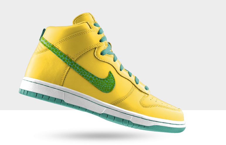 Sprite Branded Shoes
