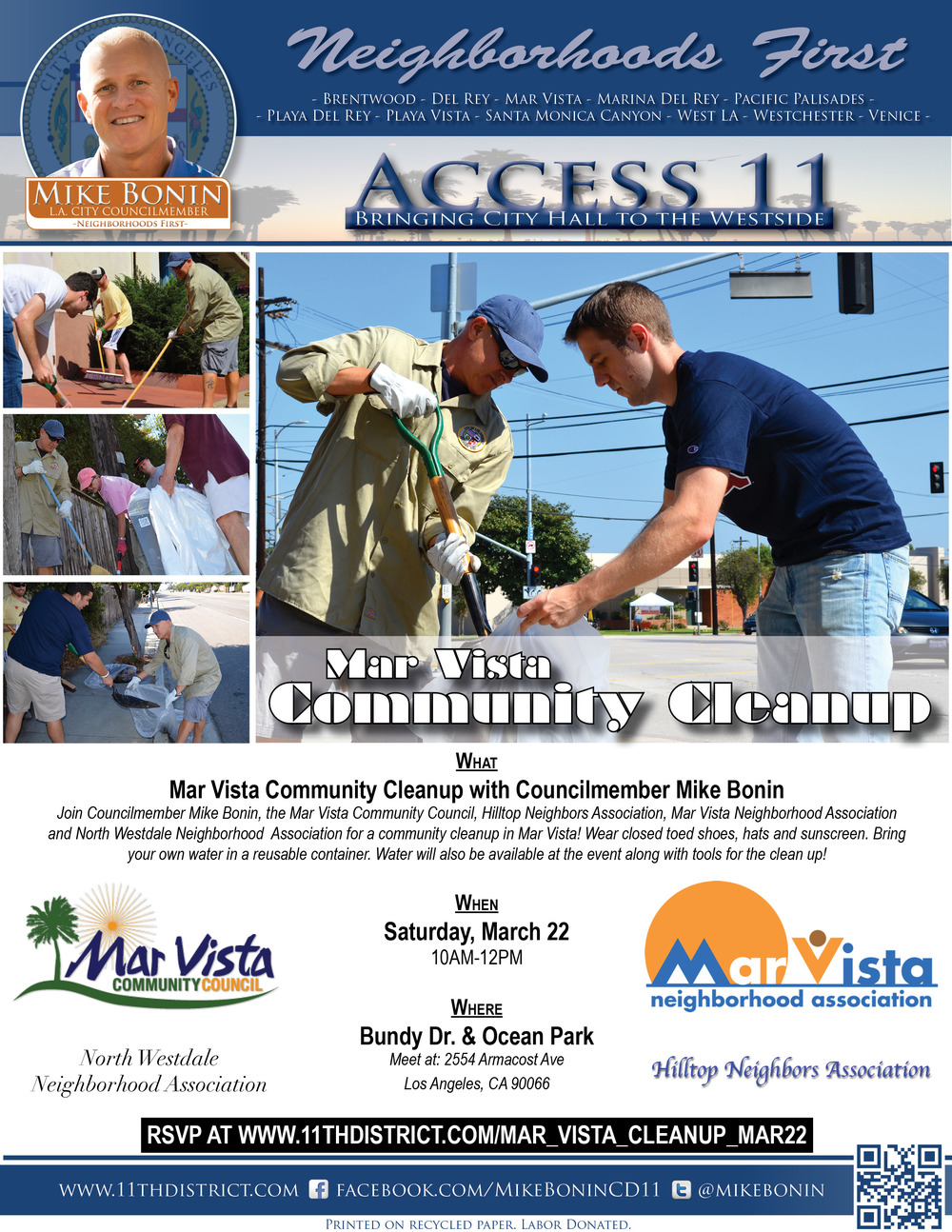 mar vista cleanup march 22