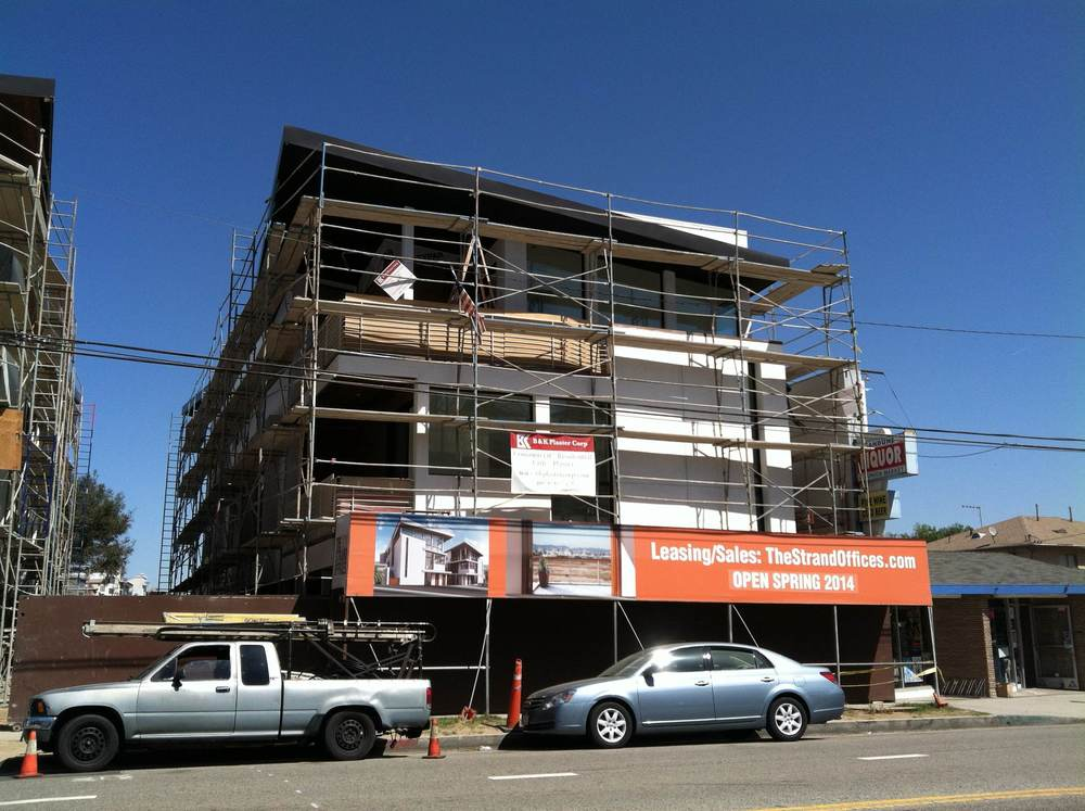 the strand offices at playa del rey 3