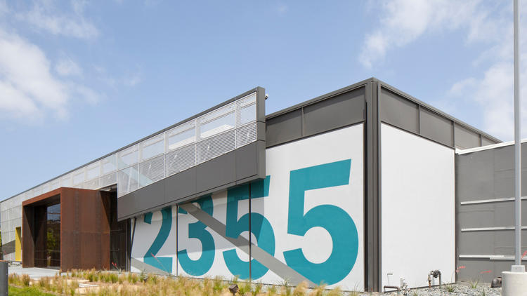This former Xerox research and development building has been converted to offices in El Segundo. (NSB Associates Inc.)