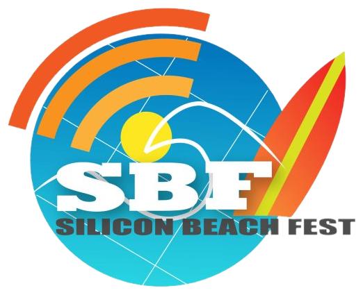 silicon beach fest 2014 logo