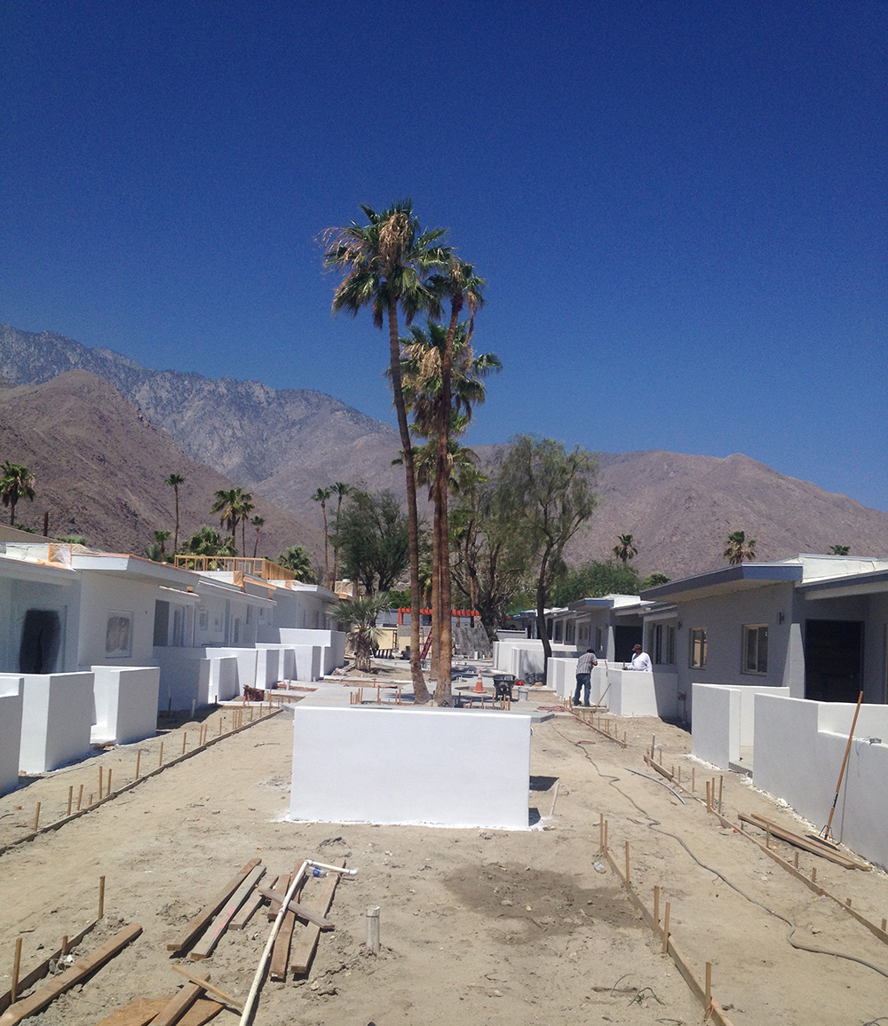 Stonewall Gardens, Palm Springs - Under Construction