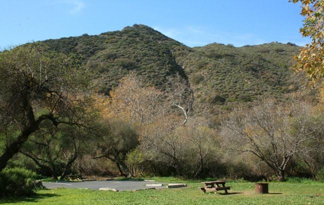 Big Sycamore Canyon Campground, Image Source: hikespeak.com