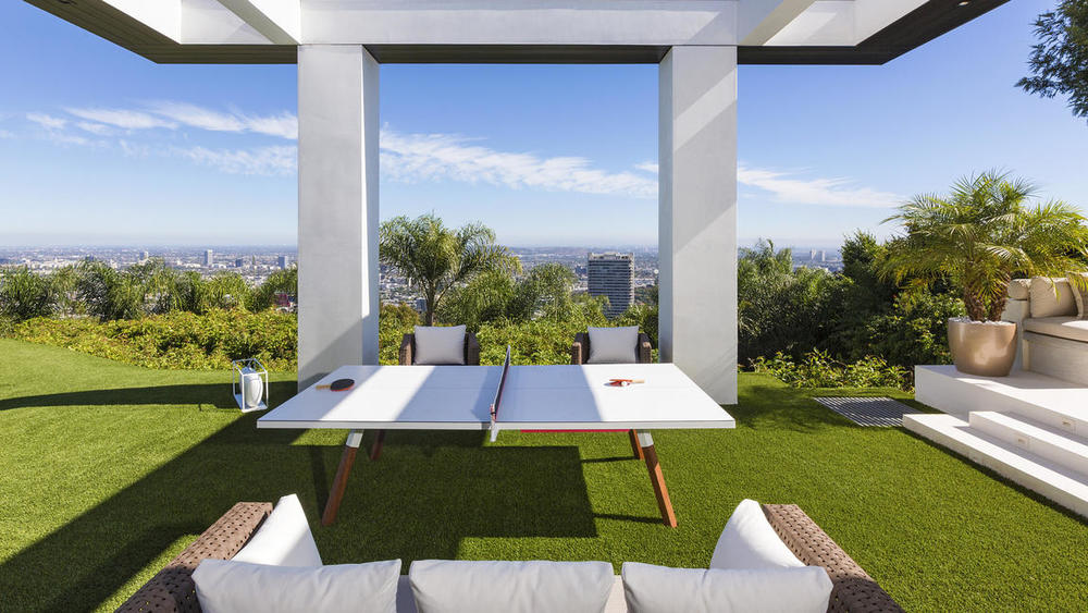 Image Credit: Simon Berlyn. A 23,000-square-foot contemporary home in Beverly Hills is being shopped off-market at $85 million. It was purchased by Markus Persson for over $70 million.