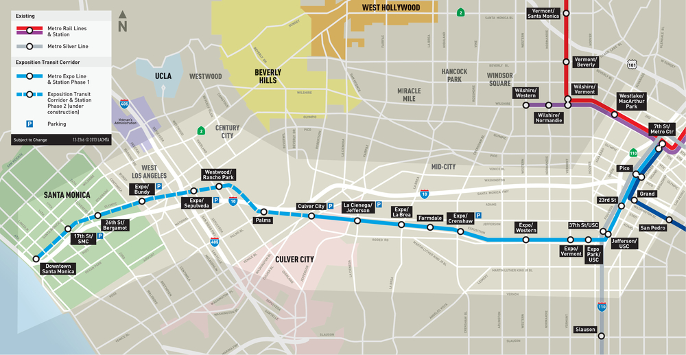 Click image for larger version. Map Credit: Metro