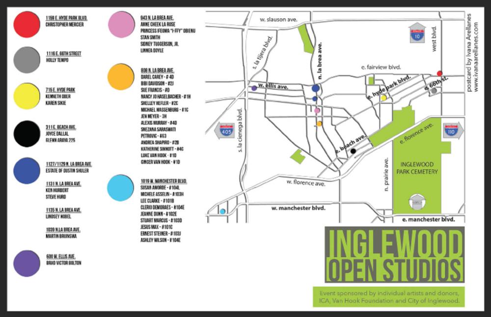 inglewood open studios art walk