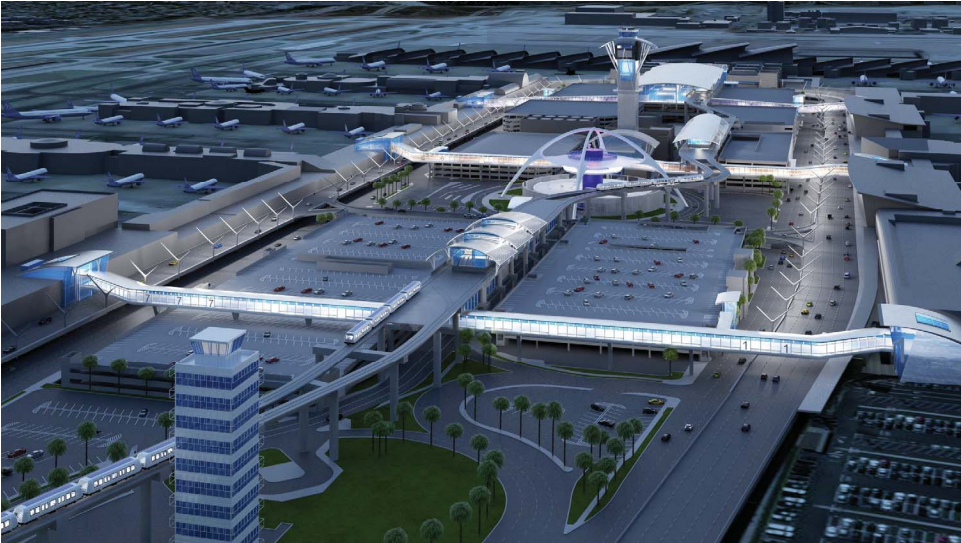 lax people mover rendering