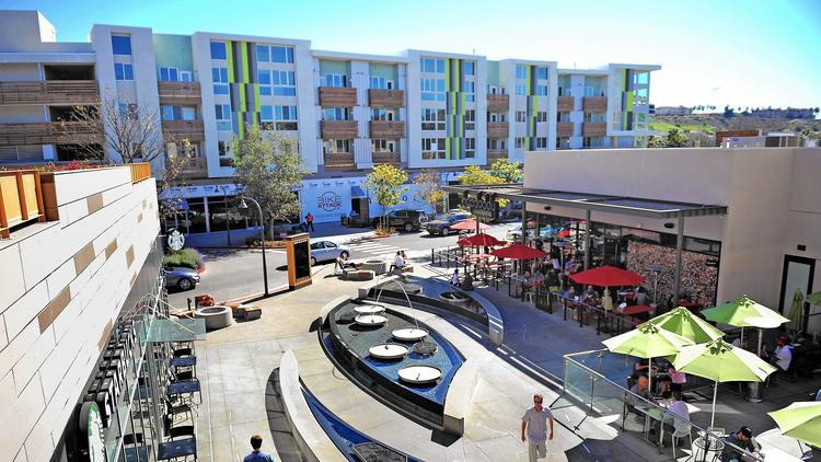 Runway Playa Vista, a retail, residential and office development envisioned as the tech hub's downtown, has opened in phases. (Christina House / Christina House)