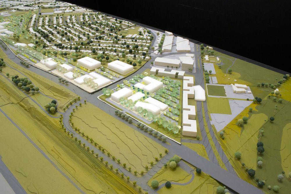 LAX northside plan westchester
