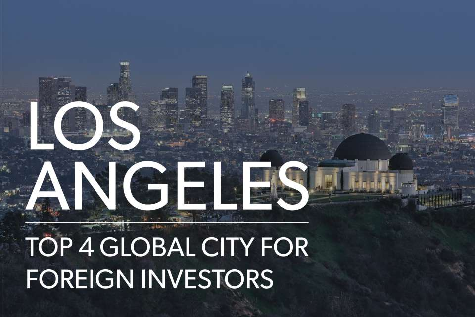 los angeles real estate foreign investment