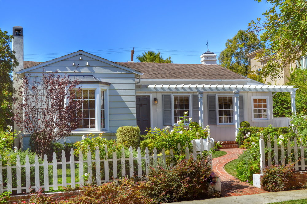 los angeles curb appeal home value