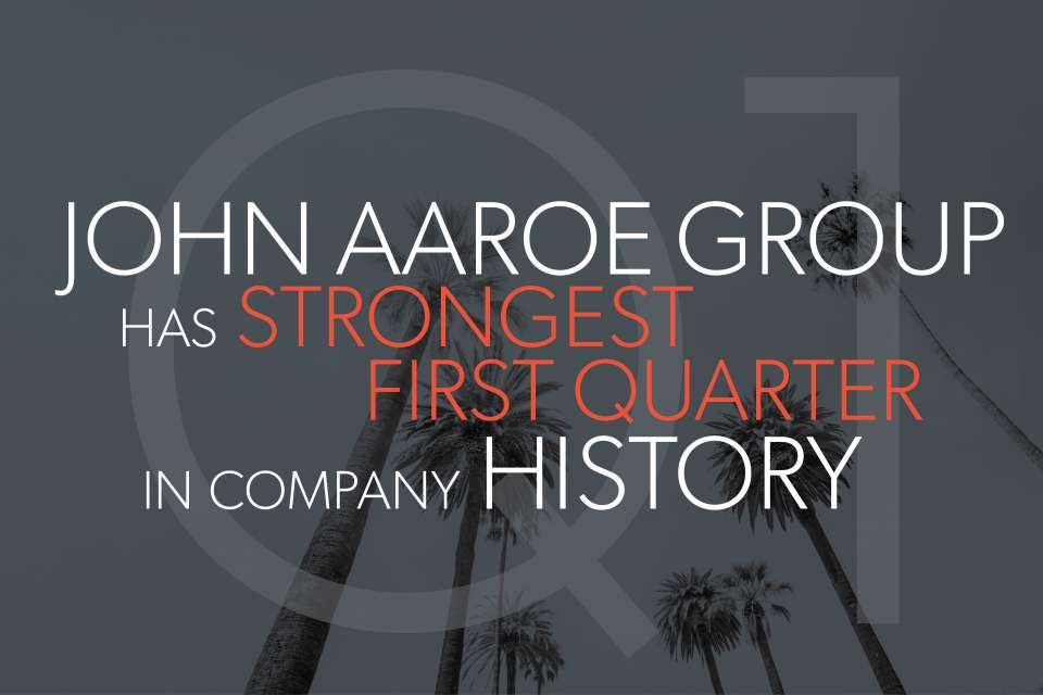 john aaroe group 2017