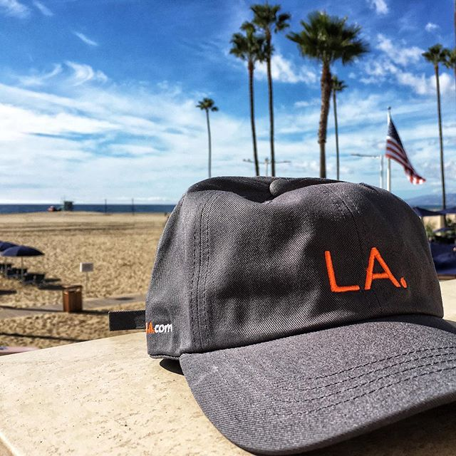 Making waves in Los Angeles in January! #pacificunionla