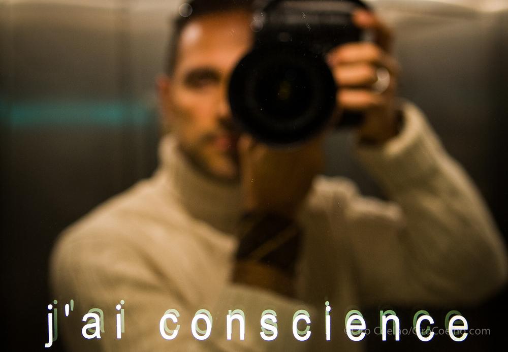 J'ai Conscience. Paris. ©Ciro Coelho. All Rights Reserved.