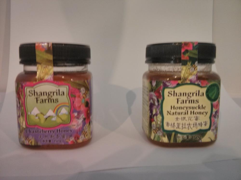 Honey From Shangrila Farms