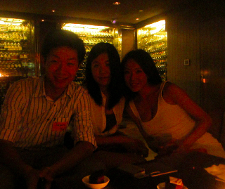Jason, Kaixin, and Nora (From left to right)