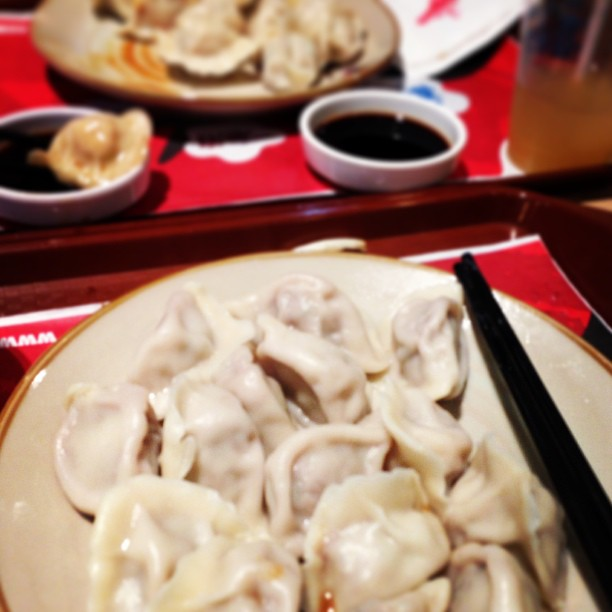 Dumplings all day