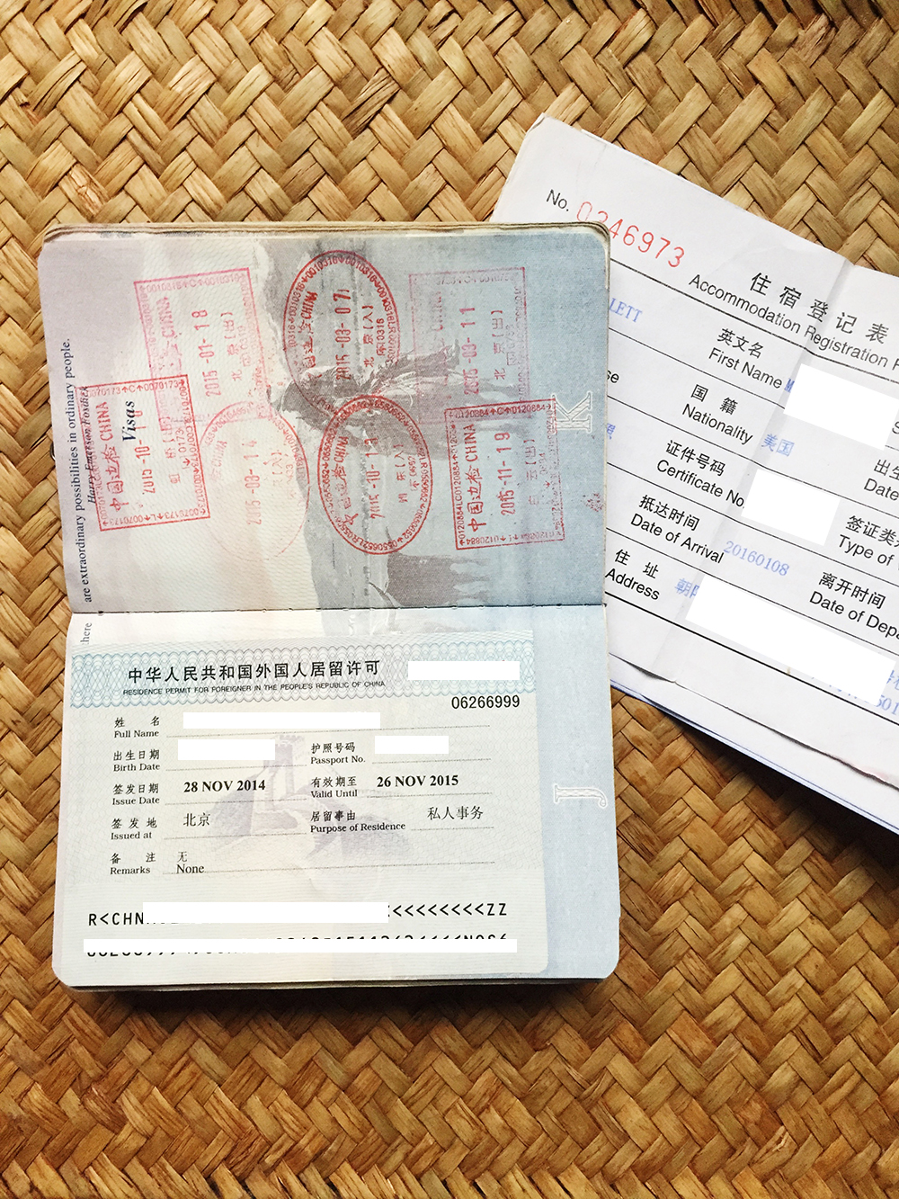 Chinese Visa- How to