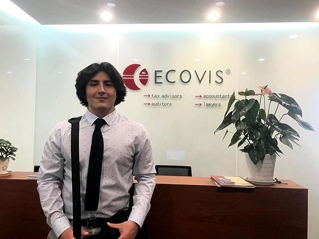 Andre's first day of work at Ecovis! . . . . . #internship #internshipprogram #internshiplife #internshipdiaries #internshipabroad #internships #internship #internshipprogram #internshiplife #internshipdiaries #internshipabroad #internships #asialife #workabroad #businessintern #beijing #instastudent #instastudentlife #travelandwork #studentlife #studentsuccess #studenttravel #studentleaders