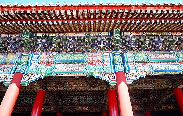 One the best things about Beijing?! All the sites, including this beauty at the Forbidden City. . . . . #beijing #china #beijinglife #studyabroad #explorerbabes #gltlove #pinktrotters  #theasiacollective #travelcommunity #travelobsessed  #dreamscape #borntotravel  #internship #internshipprogram #internshipabroad #internships . #liveaboard #livelifecolorfully #goabroad #volunteerabroad #studyingabroad #abroadlife #yearabroad #semesterabroad #studyabroadlife #internabroad