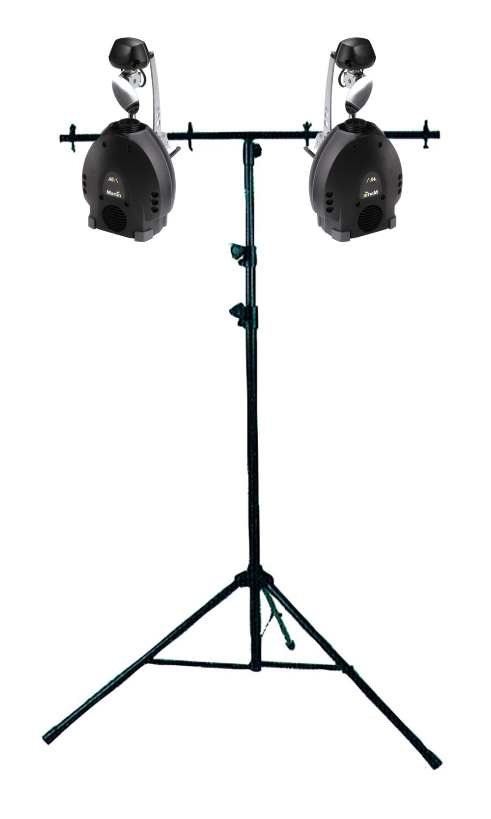 2X MARTIN MX-1        ON A T-STAND   $80