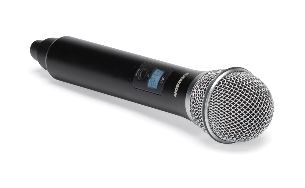 Wellington wireless microphone hire Handheld Transmitter.jpg