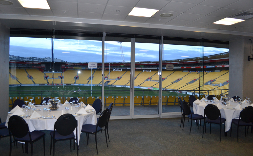 Wellington DJ hire corporate function at Westpac stadium 2.jpg