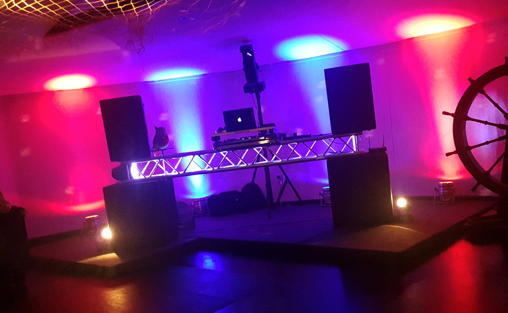 Wellington DJ hire corporate function DJ setup 3.jpg