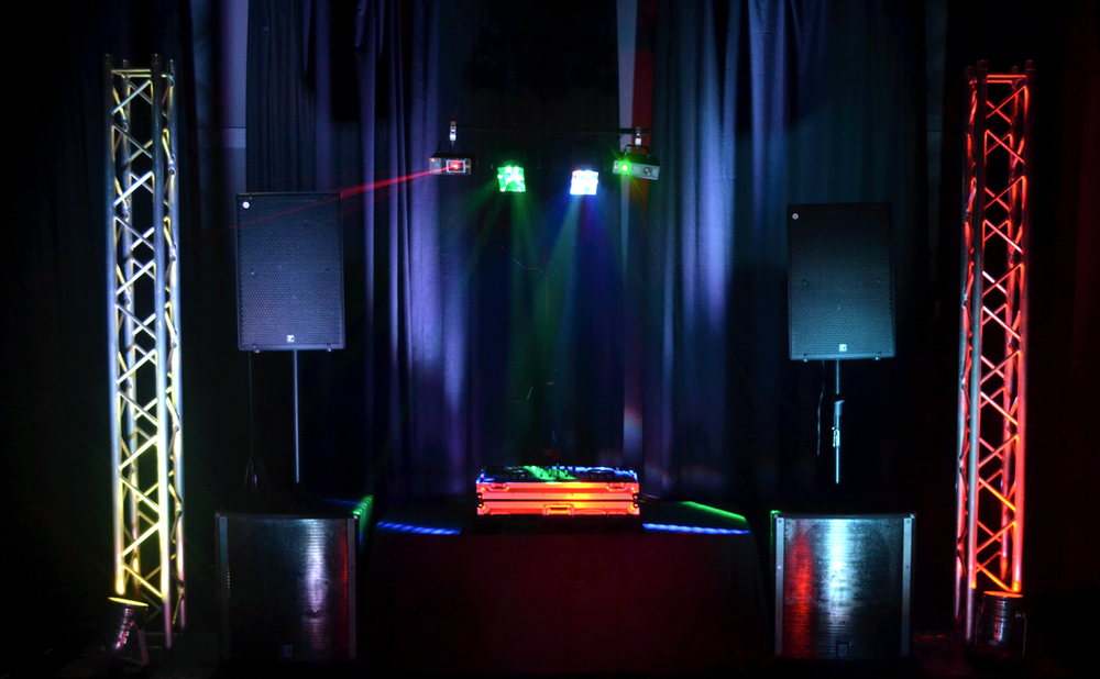 Wellington DJ hire corporate function DJ setup 4.jpg